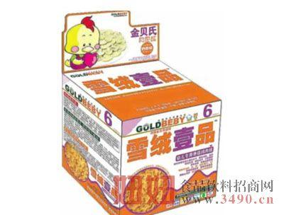 雪绒壹品香菇鸡肉绒