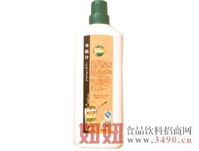 雅乐百果-木瓜汁