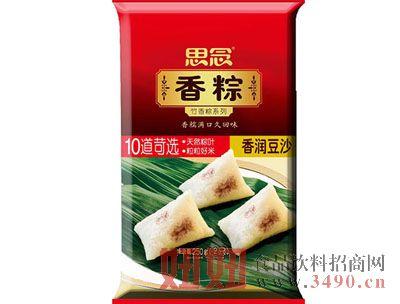 思念250g真空粽(香润豆沙)