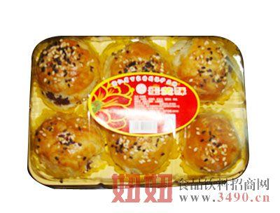麒麟月饼蛋黄酥240克