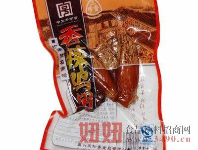 三珍斋香辣鸭翅-100g
