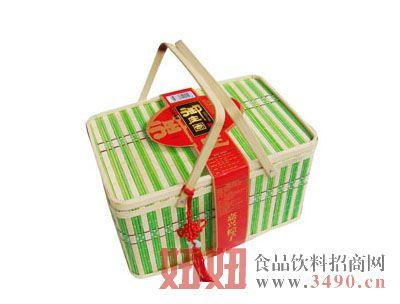 龙飞凤舞礼粽