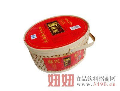 龙舟竹篮礼粽
