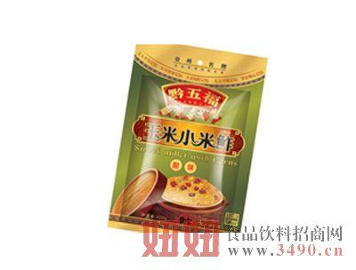 玉米小米鲊(甜味)400g