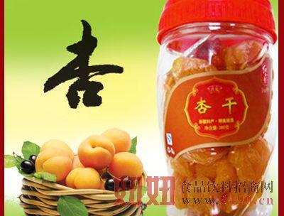 杏干(中瓶)380克