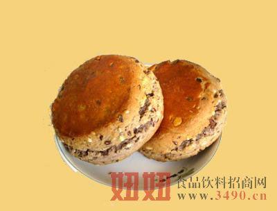 糖醇杂粮酥饼