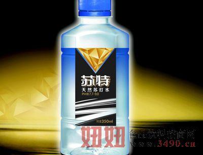 苏特350ml苏打水