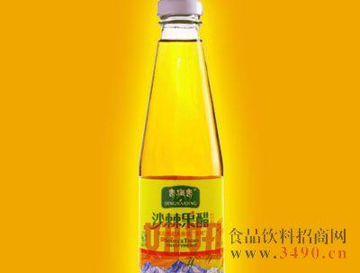 青海青沙棘果醋310ml