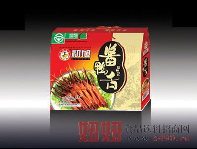 960g鸭舌礼盒