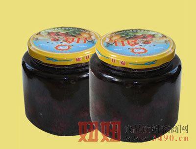 日食红莓罐头