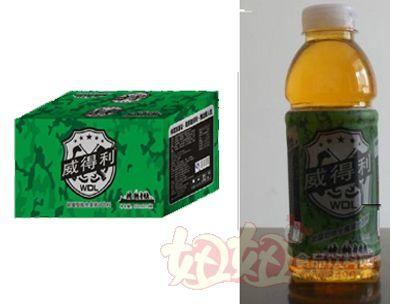 威得利WDL维生素饮料箱、瓶装