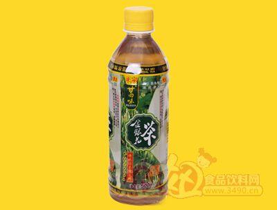 金银花植物凉茶饮料500ml