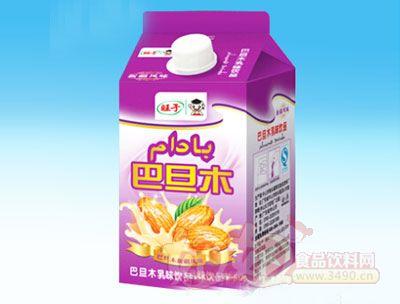 500ml旺于巴旦木乳味饮品