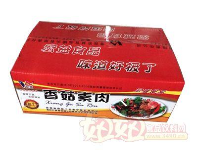 宏益香菇素肉
