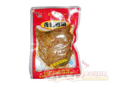 宏益香菇素排袋装