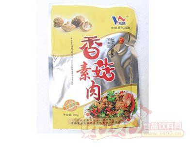宏益香菇素肉袋装250g
