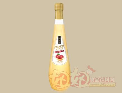 韵之源828ml水蜜桃果汁