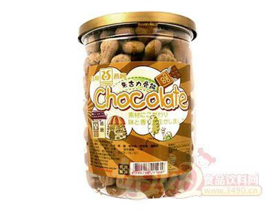 台湾西坞巧克力动物饼干