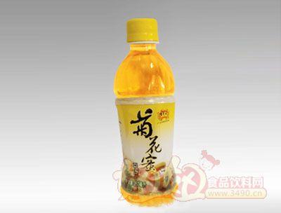 宝芝林菊花蜜天然植物饮料350ml