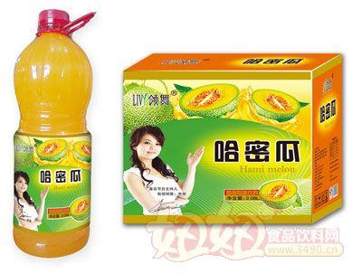 2.08L×6瓶领舞哈密瓜