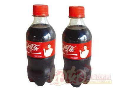 百事康可乐瓶