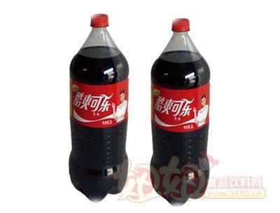 百事康酷爽可乐2L