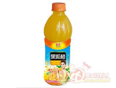 途乐果粒橙450ml
