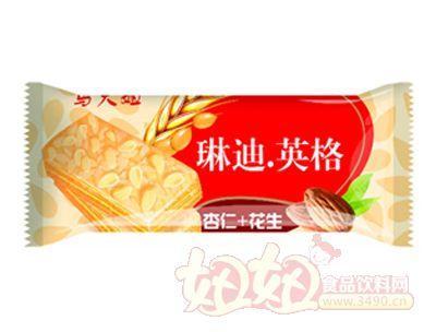 马大姐琳迪英格-花生+杏仁饼干