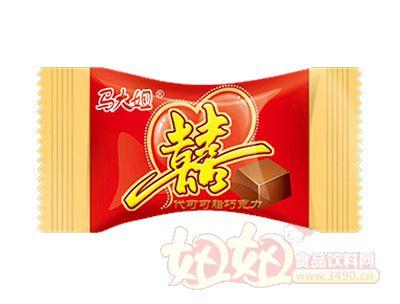马大姐喜庆代可可脂巧克力