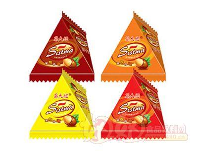 马大姐三角包巧克力