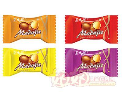 马大姐京逗代可可脂巧克力豆