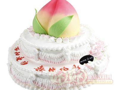 伍氏福如东海蛋糕