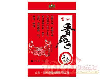 宝山瓜子五香味70g