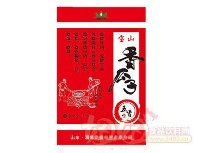 宝山瓜子五香味150g