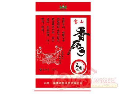 宝山瓜子五香味32g