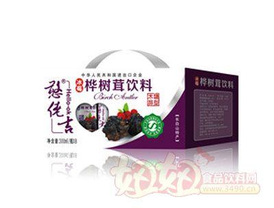 憨佬吉桦树茸饮料礼品盒