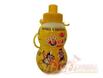 鲜葫芦菠萝果奶味饮品165ml