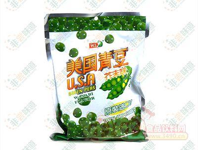优米客美国青豆