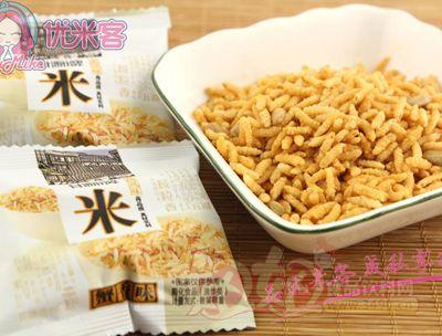 优米客泰国风味瓜仁米