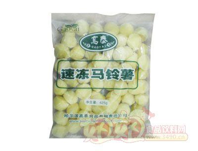 高泰速冻马铃薯425g
