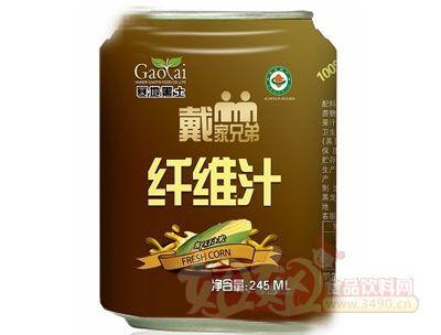 高泰-纤维汁罐头