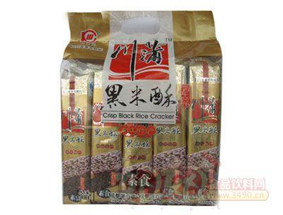 川蒲300g黑米酥