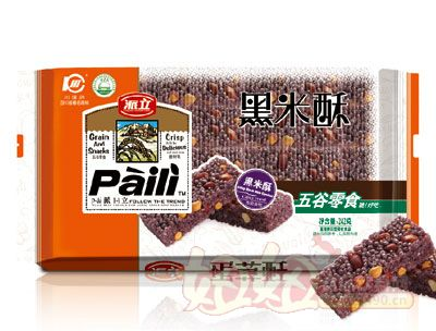 242g×20包黑米酥