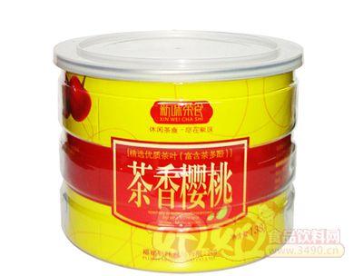 新味茶香樱桃138g