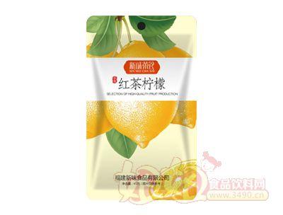 新味红茶柠檬