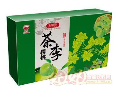 新味樱桃茶李230g