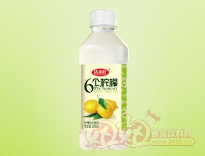 沃尔旺350mL六个柠檬