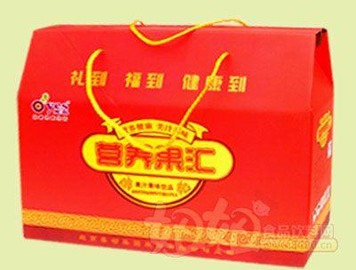 营养果汇礼盒