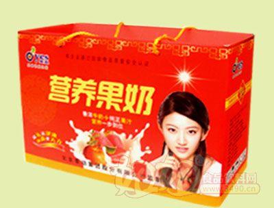 营养果奶礼盒