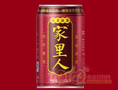 310ml家里人古方凉茶